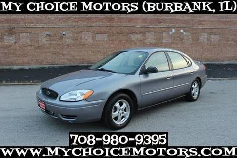 2006 Ford Taurus for sale in Burbank, IL