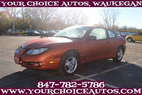 2005 Pontiac Sunfire for sale in Waukegan, IL