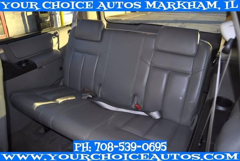 2004 Oldsmobile Silhouette Premiere 4dr Extended Mini-Van - Markham IL