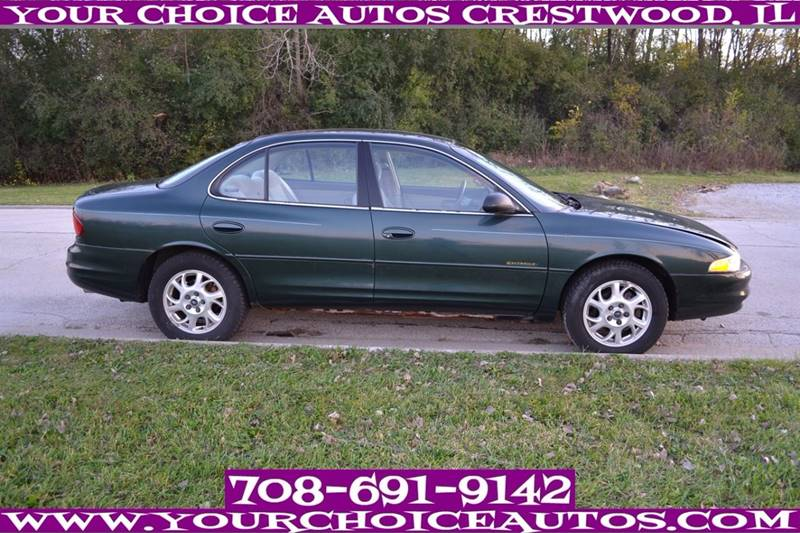 2000 Oldsmobile Intrigue GX 4dr Sedan - Crestwood IL