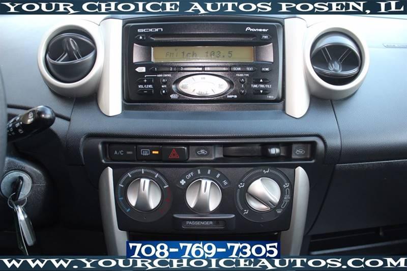 2005 Scion xA 4dr Hatchback - Posen IL
