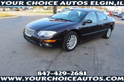 2004 Chrysler 300M for sale in Elgin, IL