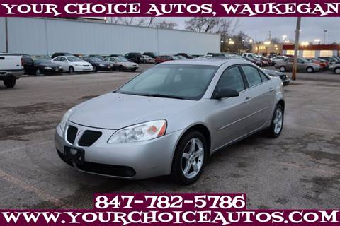 2006 Pontiac G6 for sale in Waukegan, IL