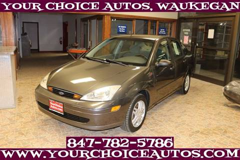 2002 Ford Focus for sale in Waukegan, IL
