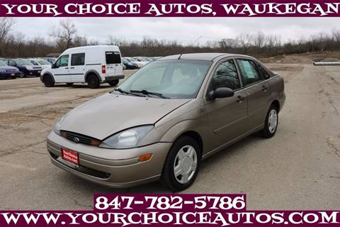 2004 Ford Focus for sale in Waukegan, IL