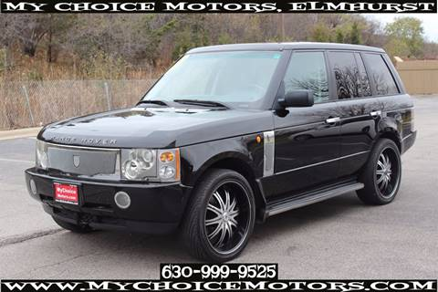 2003 Land Rover Range Rover for sale in Elmhurst, IL