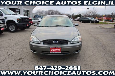2004 Ford Taurus for sale in Elgin, IL