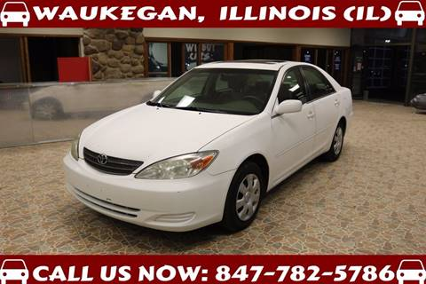 2002 Toyota Camry for sale in Waukegan, IL