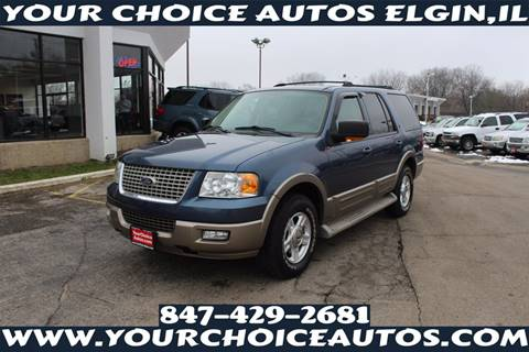 2004 Ford Expedition for sale in Elgin, IL