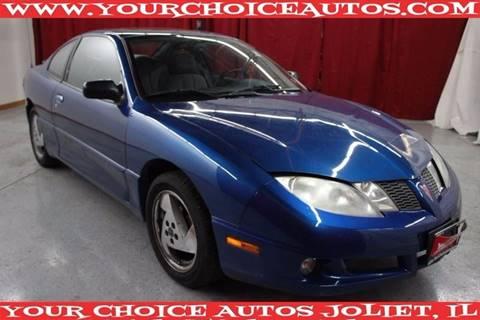 2005 Pontiac Sunfire for sale in Joliet, IL