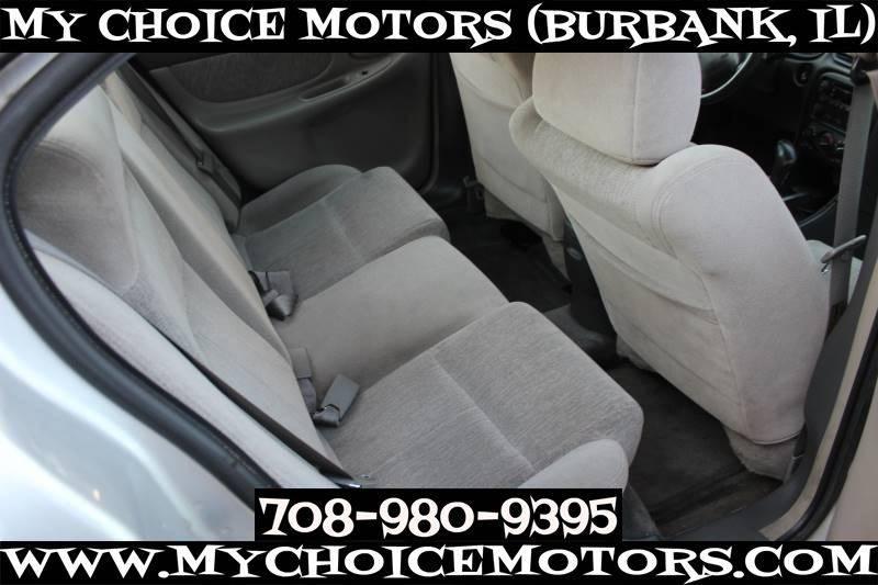 2001 Oldsmobile Alero GL 4dr Sedan - Burbank IL