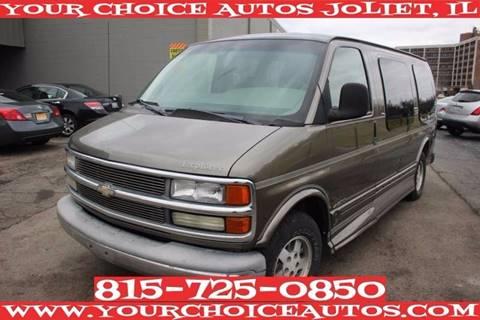 2001 Chevrolet G1500
