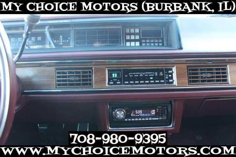 1985 Oldsmobile Ninety-Eight Regency 4dr Sedan - Burbank IL