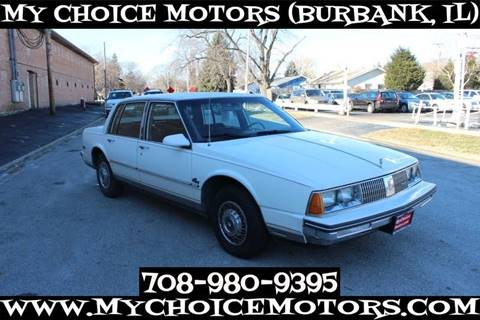 1985 Oldsmobile Ninety-Eight for sale in Burbank, IL