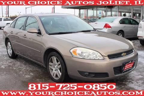 2006 Chevrolet Impala for sale in Joliet, IL