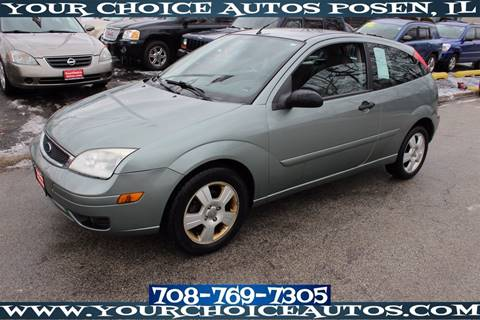 2006 Ford Focus for sale in Posen, IL