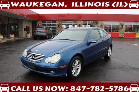 2002 Mercedes-Benz C-Class for sale in Waukegan, IL