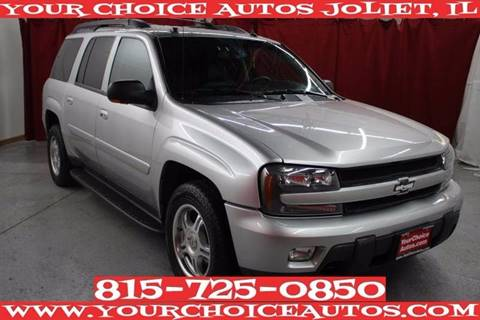 2005 Chevrolet TrailBlazer EXT for sale in Joliet, IL