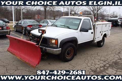 Utility Service Trucks For Sale in Illinois - Carsforsale.com