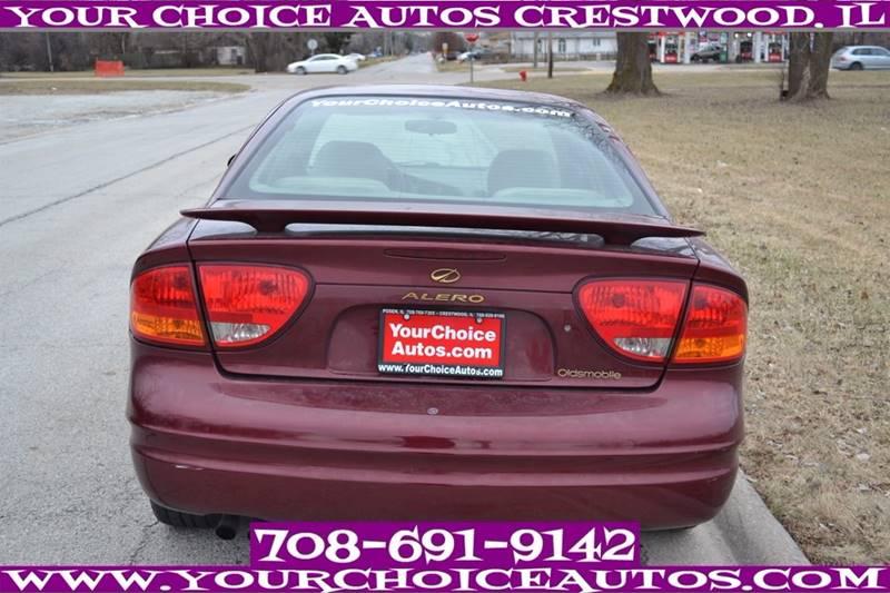 2003 Oldsmobile Alero GLS 4dr Sedan - Crestwood IL