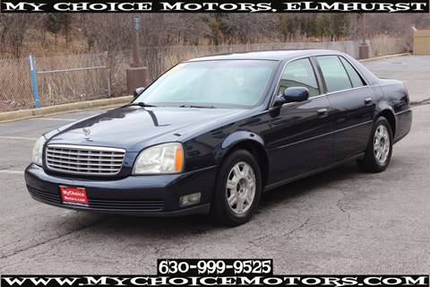 2004 Cadillac DeVille for sale in Elmhurst, IL