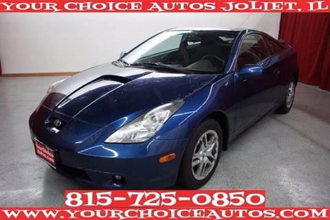 2002 Toyota Celica for sale in Joliet, IL