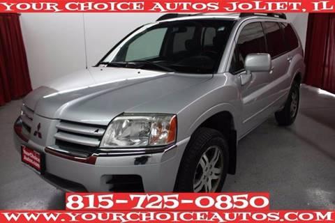 2005 Mitsubishi Endeavor for sale in Joliet, IL