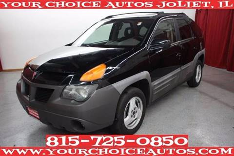 2001 Pontiac Aztek for sale in Joliet, IL
