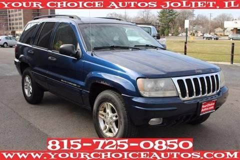 2002 Jeep Grand Cherokee for sale in Joliet, IL