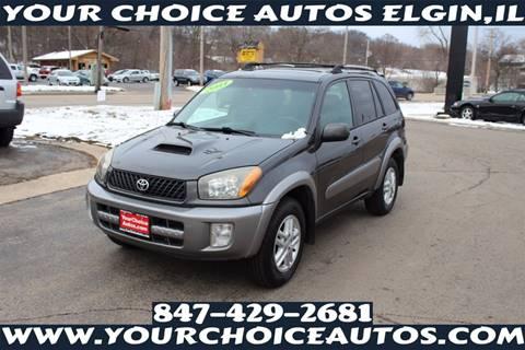 2003 Toyota RAV4 for sale in Elgin, IL
