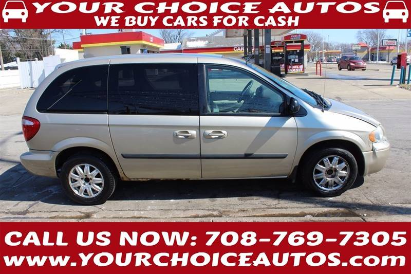 2005 chrysler town and country 4dr mini van in posen il your choice. Cars Review. Best American Auto & Cars Review