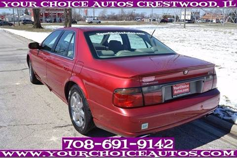 2002 Cadillac Seville for sale in Crestwood, IL