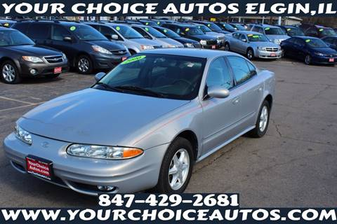 2000 Oldsmobile Alero for sale in Elgin, IL
