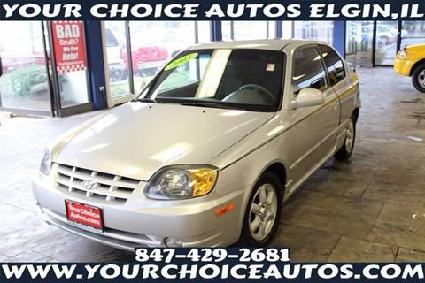 2005 Hyundai Accent for sale in Elgin, IL