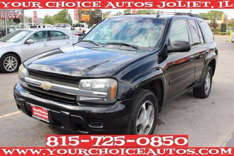 2007 Chevrolet TrailBlazer for sale in Joliet, IL