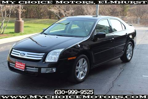2007 Ford Fusion for sale in Elmhurst, IL
