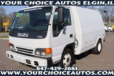 2001 Isuzu Stylus