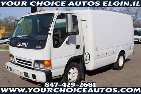 2004 Isuzu i-Series