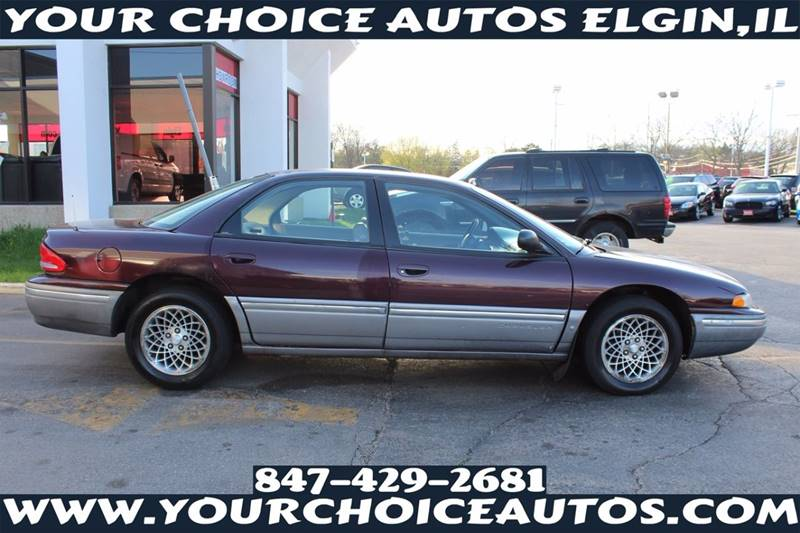 1995 Chrysler Concorde Problems - - 1995 Chrysler Concorde Problems