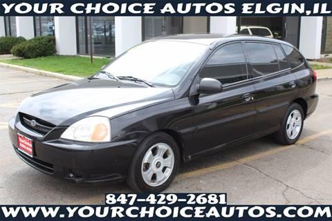 2004 Kia Rio for sale in Elgin, IL