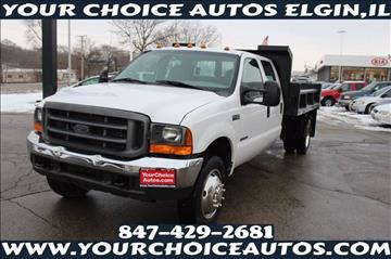 2001 Ford F-450 Super Duty for sale in Elgin, IL