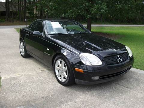 1998 Mercedes-Benz SLK for sale in Laurinburg, NC