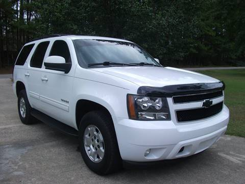 2011 Chevrolet Tahoe for sale in Laurinburg, NC