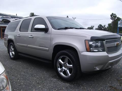 2007 Chevrolet Suburban for sale in Laurinburg, NC