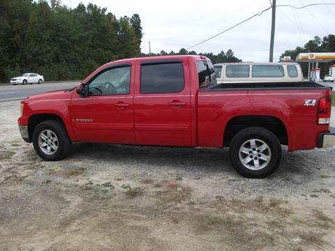 2007 GMC Sierra 1500 for sale in Laurinburg, NC