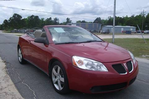 2007 Pontiac G6 for sale in Laurinburg, NC