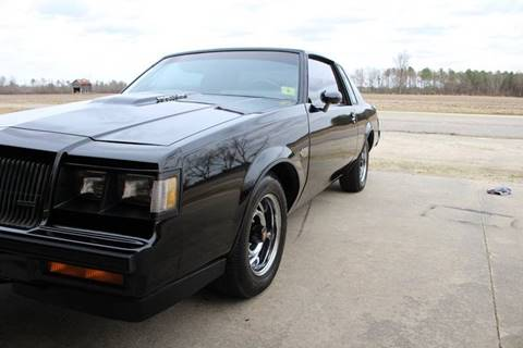 1987 Buick Regal for sale in Laurinburg, NC