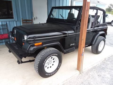 1994 Jeep Wrangler for sale in Laurinburg, NC
