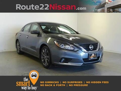 2018 Nissan Altima for sale in Hillside, NJ