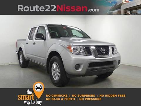 Route 22 Nissan >> Nissan Frontier For Sale In Hillside Nj Route 22 Nissan